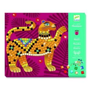 Djeco Penová mozaika - Z hĺbky džungle