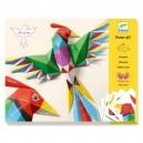 Djeco Tvorenie s papierom 3D plagát - Amazónia