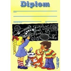Diplom - Umelecké činnosti
