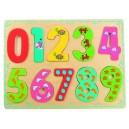 Puzzle - čísla