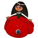 Vešiak malý - Maková bábika