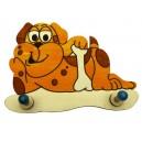 Vešiak stredný - Pes