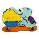 Vešiak stredný - Slon