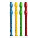 Flauta, plastová