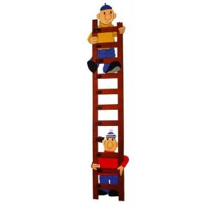 Pat a Mat na rebríku