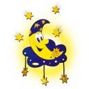 Lampička - Mesiačik
