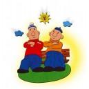 Lampička - Pat a Mat