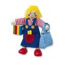 Bábika do domčeka