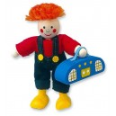 Bábika do domčeka - Max