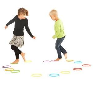 Aktívne kruhy, 24 ks