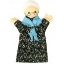 Babička s okuliarmi