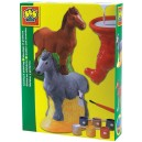 Sadrový komplet - Kôň