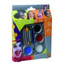 Clowny Face Painting Klaun