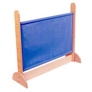 Paraván Mini modrý