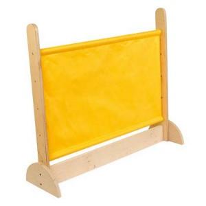 Paraván Mini žltý