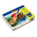 Temperové farby školské, 12x35 ml, v kelímku