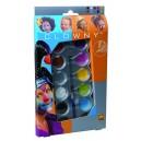 Clowny Aqua Trendy - 8 farieb