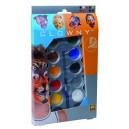 Clowny Aqua - 10 farieb