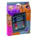 Clowny Farbičky  - 9 farieb