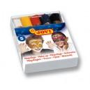 Farby na tvár Jovi, 5x3,6 g tyčinka