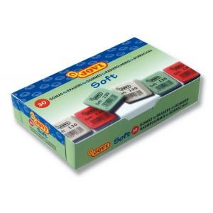 Guma Soft, 30 ks v krabici