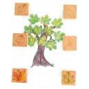 Pečiatky Listnaté stromy