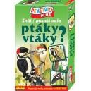 Pexetrio - Poznáš naše vtáky?