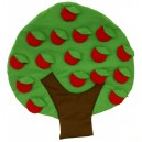Strom s jabĺčkami