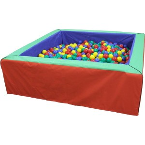 Suchý bazén 300x300 cm + 4500 loptičiek