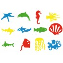 Pečiatky - Morské živočíchy