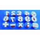 Pečiatky - Čísla