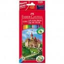 Pastelky Castell, 12 ks