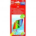 Faber Castell Pastelky ECO, 12 ks