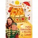 DVD Podhradská & Čanaky Spievankovo 2