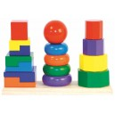 Set skladacích veží