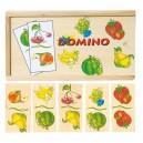 Ovocné domino, 28 ks
