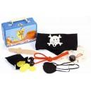Pirát - sada v kufríku