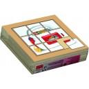 Moje prvé puzzle - Hračky
