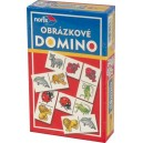 Obrázkové domino zvieratká