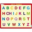Puzzle Slovenská abeceda, 29 ks