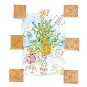 Pečiatky Vianoce