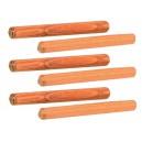 Rytmické drievka 17 x 175 mm, 3 páry