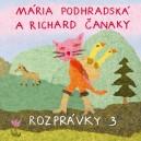 CD Podhradská & Čanaky - Rozprávky 3