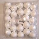 Polystyrénové gule, 25 ks