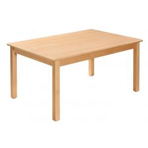 Stôl obdĺžnikový, 120 x 80 cm