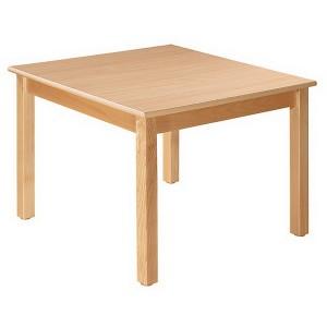 Stôl štvorcový, 80 x 80 cm