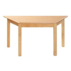 Stôl trapézový, 120 x 60 cm
