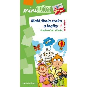 miniLÜK - Malá škola zraku a logiky 1