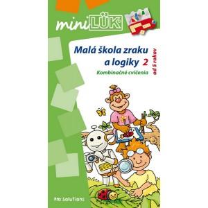 miniLÜK - Malá škola zraku a logiky 2