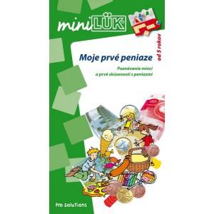 miniLÜK - Moje prvé peniaze